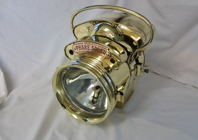 Phare Solar lamp After