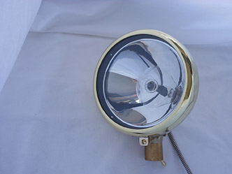 image 1. Boat Lamp  9 inches 230 mm