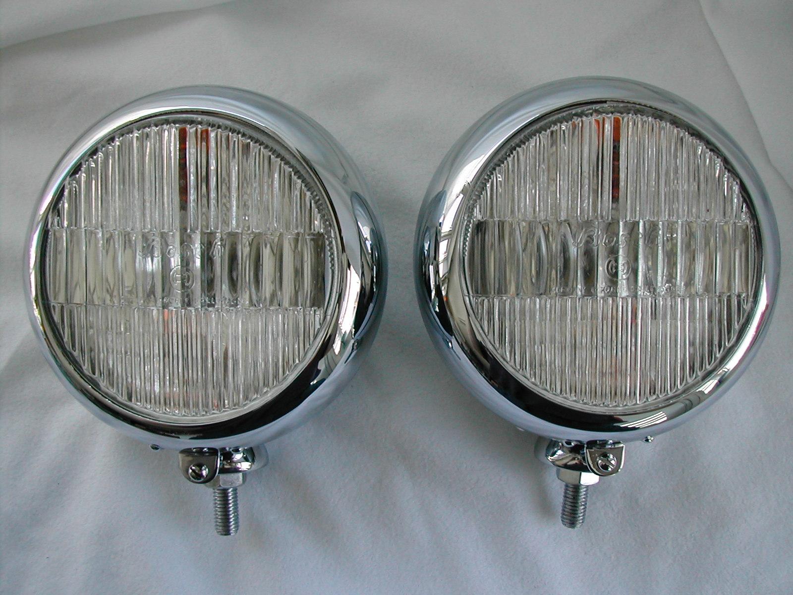 Bosch Spot Lamps Vintage Headlamp Restoration International