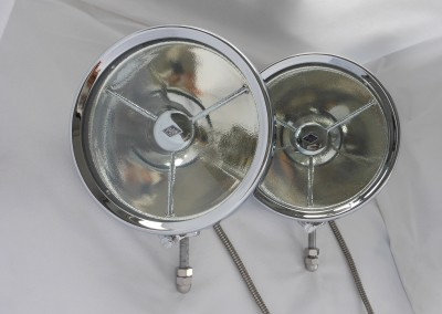 K590  9 inches  230 mm Suitable for Riley cars and specials