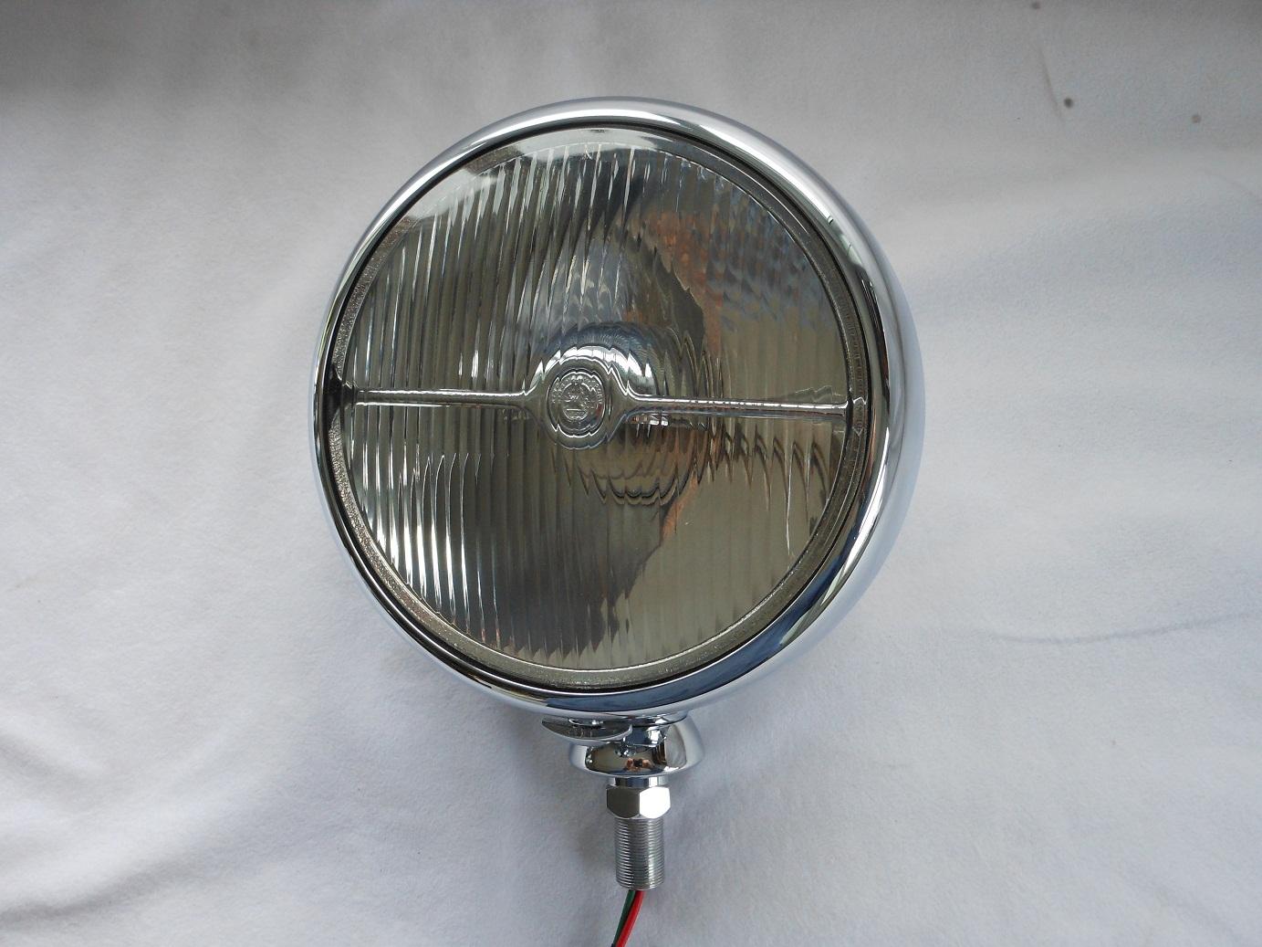Lucas Spot Lamps Vintage Headlamp Restoration International