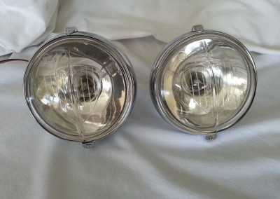 Marchal Rear Mounted Spot lamps suitable for Ferrari
