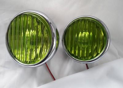 image 1.Lancia Aurelia spot 5 3.4 inches  147 mm