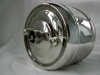 image 12. Barrel side lights