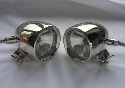 image 18. Rotax K515 Side Light Spade mounted