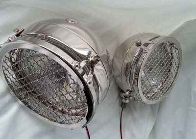 Bentley Spotlamp