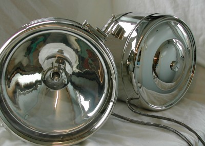 12 inch (300 mm) Suitable for  1920s Rolls Royce Springfield, Doble Steam car.