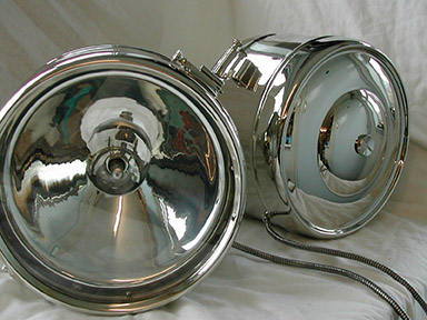 image 2. note link PAGE to barrel side lights.