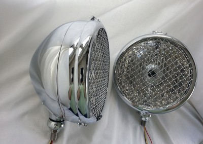 Aston Martin Headlamps