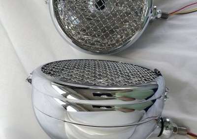 image 3. Aston Martin Headlamps