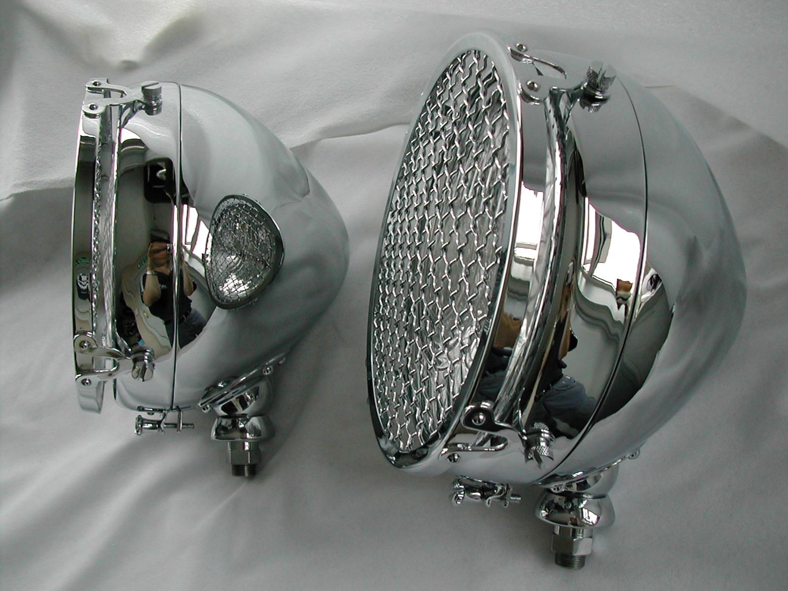 Led Headlamp Bulbs >> Lucas L140   Vintage Headlamp Restoration International