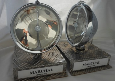 Marchal 8 inches  (205 mm)
