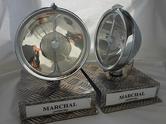 image 3. Marchal 8 inches  205 mm