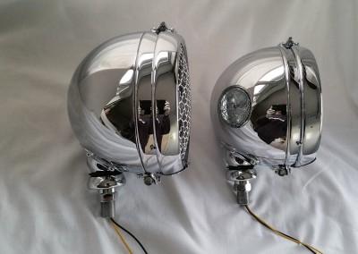 image 4. QK Classic Rally Lamp