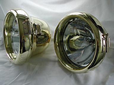 image 5. Brass finish.