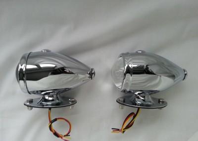 image 8. Smiths side Lights Team Car